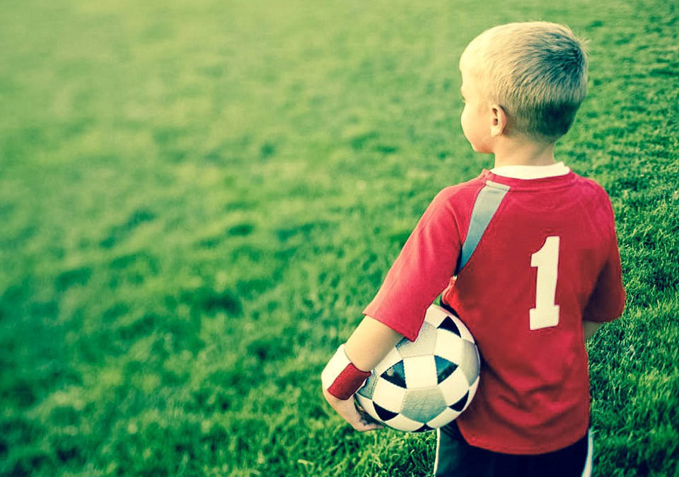 Открыт набор в группу по футболу 3-5 лет