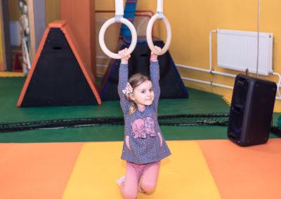 Гимнастика для детей Шолохово