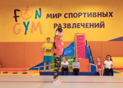 Детская Гимнастика Fun Gym